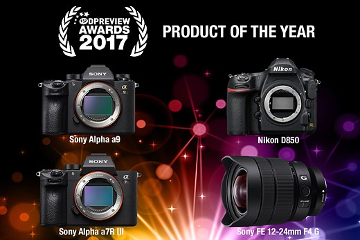 Our favorite gear, rewarded: DPReview Awards 2017 25