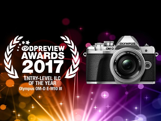 Our favorite gear, rewarded: DPReview Awards 2017 17