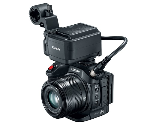 Canon announces the XC15 4K video camera 1