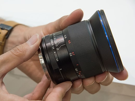 Photokina 2016: Hands-on with Laowa 15mm F2 FE and 7.5mm F2 MFT 1
