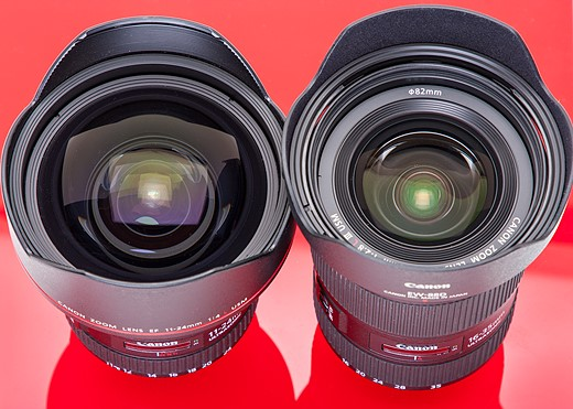 We asked three Canon lens masters to name their first and favorite lens designs 15