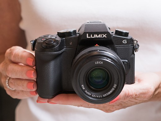 Hands-on with the Panasonic Lumix DMC-G85 1