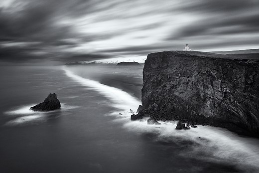 In praise of shooting monochrome landscapes 6