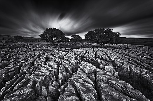 In praise of shooting monochrome landscapes 5