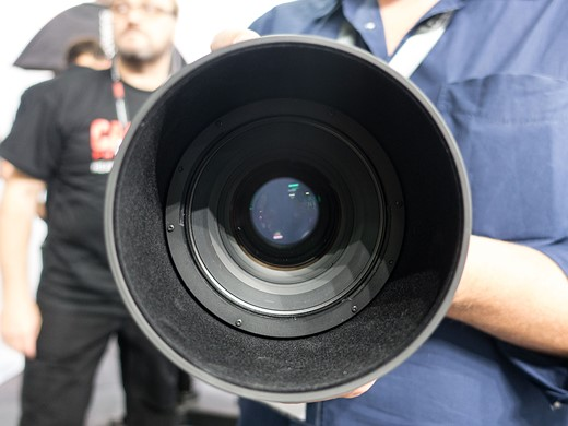 Photokina 2016: Hands-on with Phase One 45mm F3.5 and 150mm F2.8 'Blue Ring' lenses 2