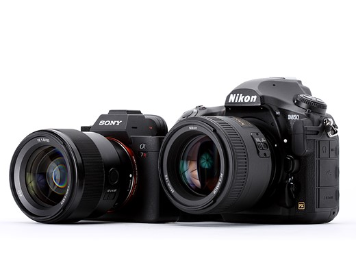 Nikon D850 vs Sony a7R III: Which is best?