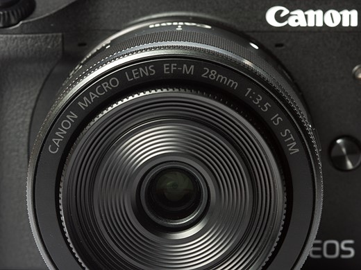 Getting up close: Canon EF-M 28mm macro hands-on review 2