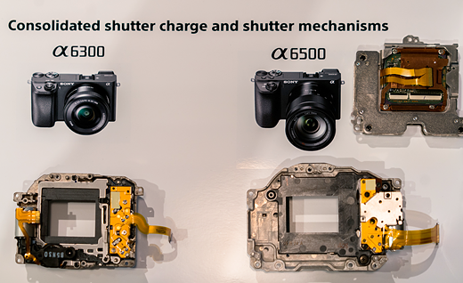 Sony a6300 versus a6500: what's changed, and what still needs to change 3