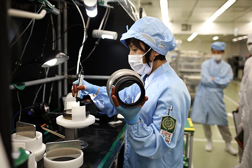 The home of the L-series: We tour Canon's Utsunomiya factory 20