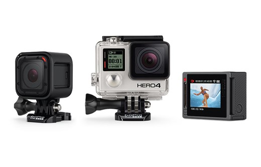 GoPro to discontinue three cameras and exit entry-level market ...