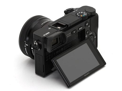 Sony a6000, a6100, a6300,