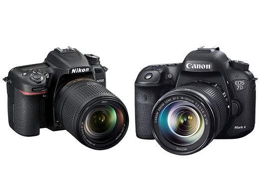 Nikon D7500 vs Canon EOS 80D 10