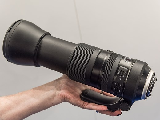 Photokina 2016: Hands-on with Tamron's SP 150-600mm F5-6.3 Di VC USD G2 5