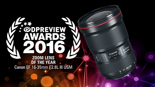 Our favorite gear, rewarded: DPReview Awards 2016 9