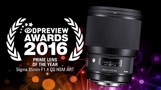 Our favorite gear, rewarded: DPReview Awards 2016 11