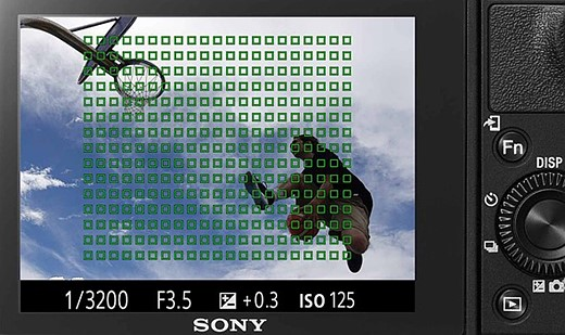 Canon G1 X III vs. Sony Cybershot RX100 V 4