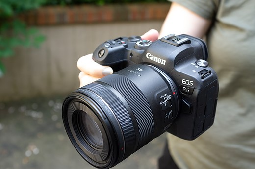 Hands-on with Canon's new RF 85mm F2 Macro IS STM