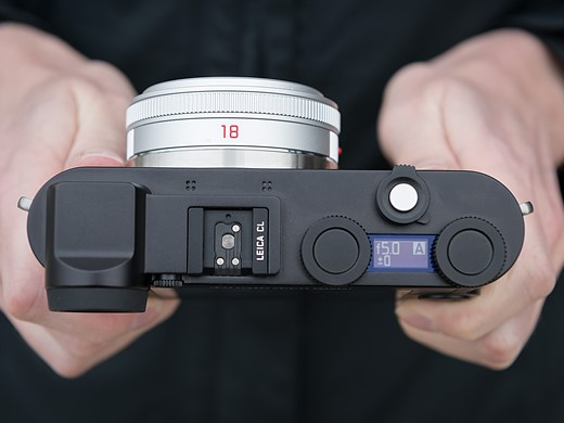 The Leica CL is (almost) what the TL should have been 11