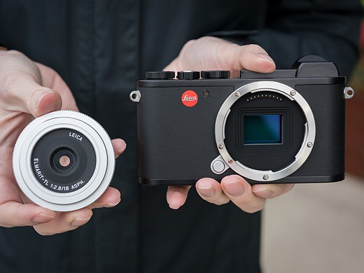 The Leica CL is (almost) what the TL should have been 13