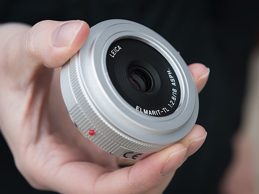 The Leica CL is (almost) what the TL should have been 14