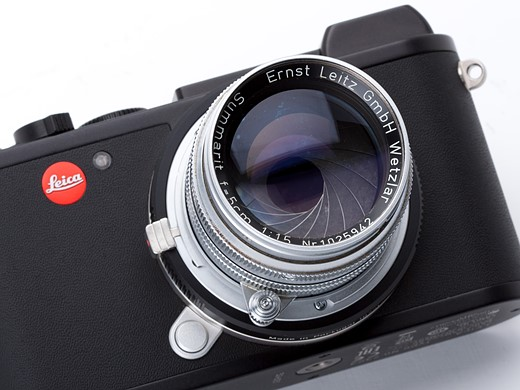 The Leica CL is (almost) what the TL should have been 15