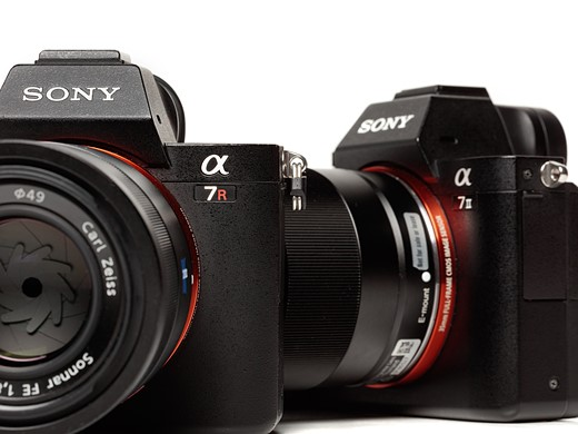 Sony a7R II versus a7 II: Eight key differences 10