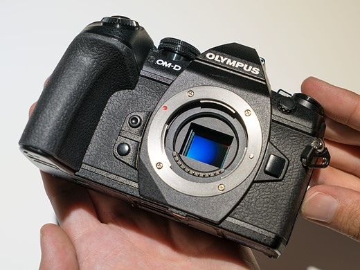 What's changed? Comparing the Olympus OM-D E-M1 and E-M1 II 2