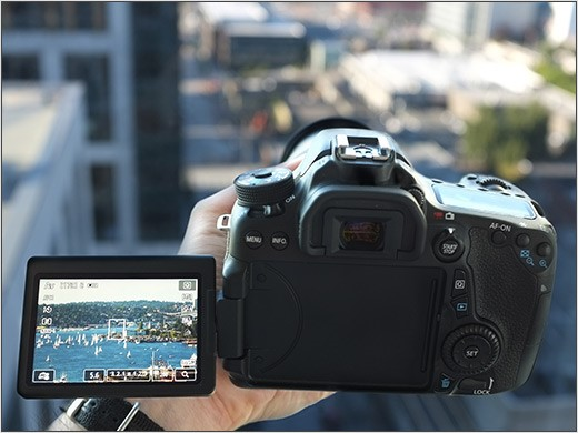 Canon EOS 70D preview updated with studio & real-world