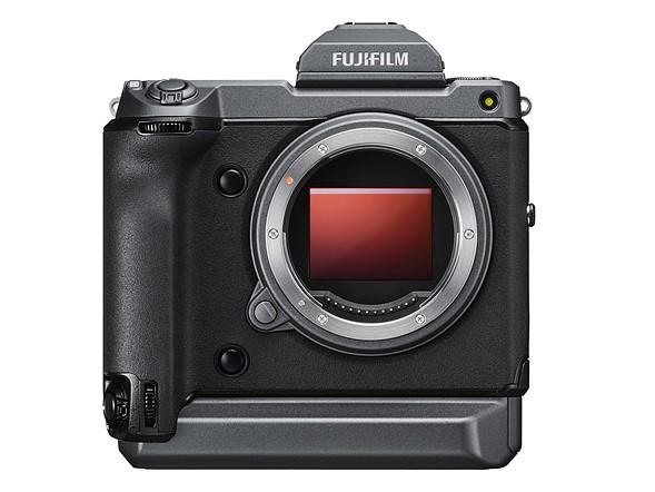 2019: Fujifilm GFX100
