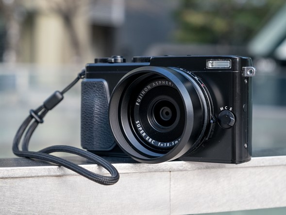 Hands On With The Fujifilm X70