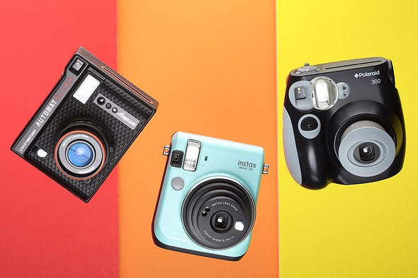 Best instant cameras of 2019