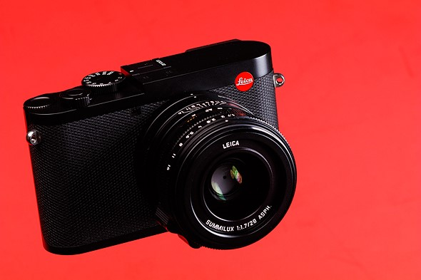 Leica Q2 review in progress