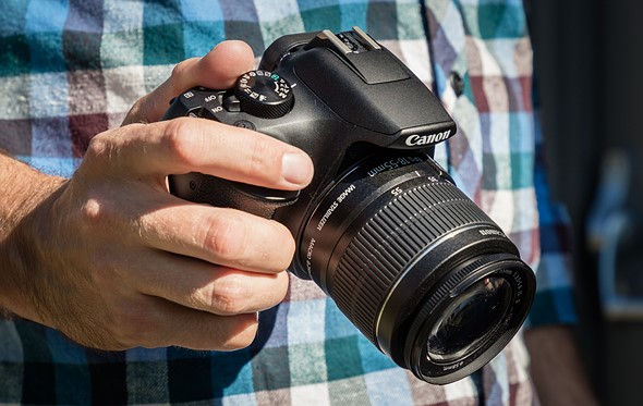 The Price Is Right Canon Eos Rebel T6 1300d Review