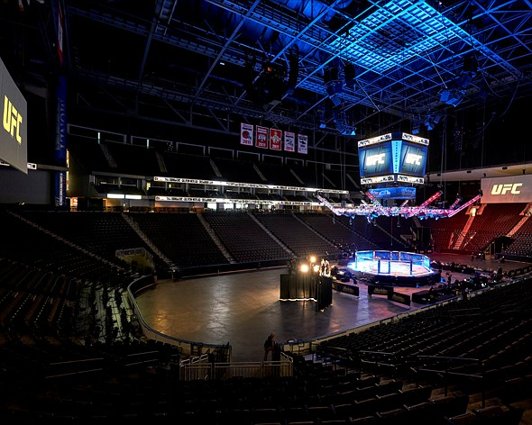 Interview: photographer Cooper Neill on what it was like to shoot UFC 249 in an empty arena