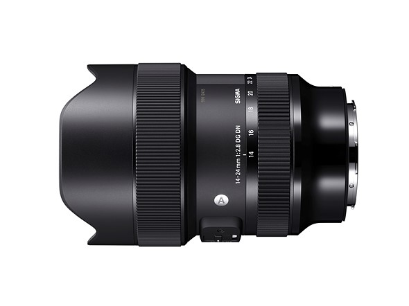 Sigma announces 14-24mm F2.8 DG DN Art for full-frame mirrorless
