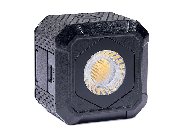 The Lume Cube Air Is An Ultra Portable App Controlled Lighting Solution Digital Photography Review