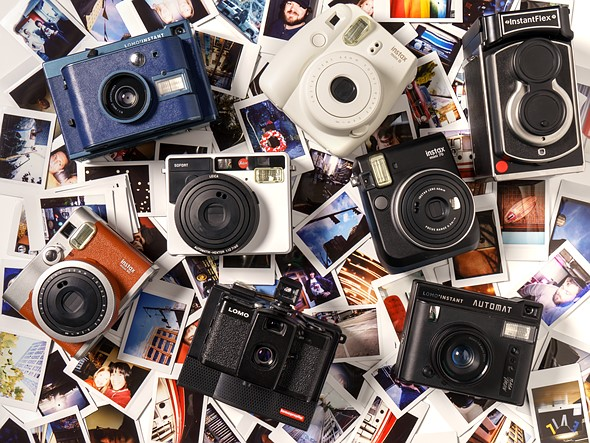 Which instant camera should I buy? 2016 Instax mini ...