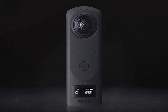 The Ricoh Theta Z1 is a $1K 360 camera with Raw capture, improved optics and more