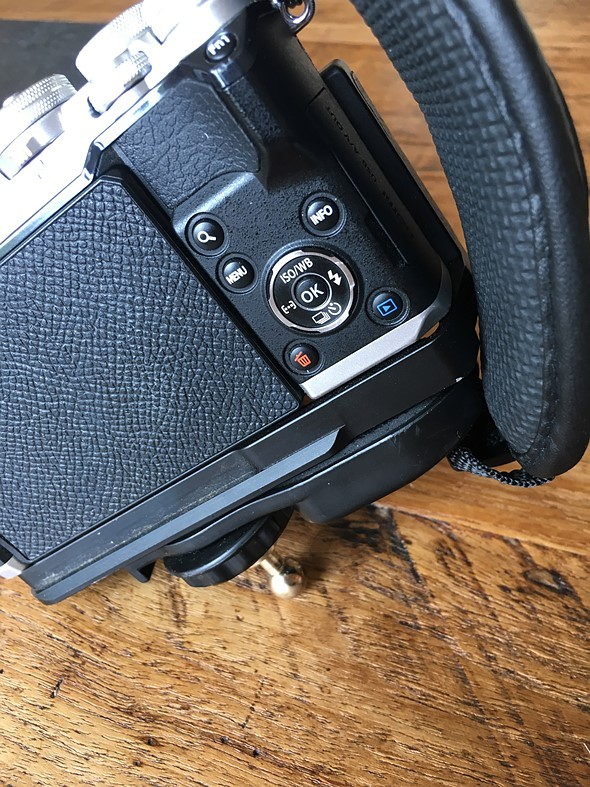 Worth the Weight: Ultralight backpacking photography with the Olympus PEN-F 5
