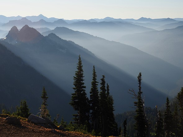 Worth the Weight: Ultralight backpacking photography with the Olympus PEN-F 7