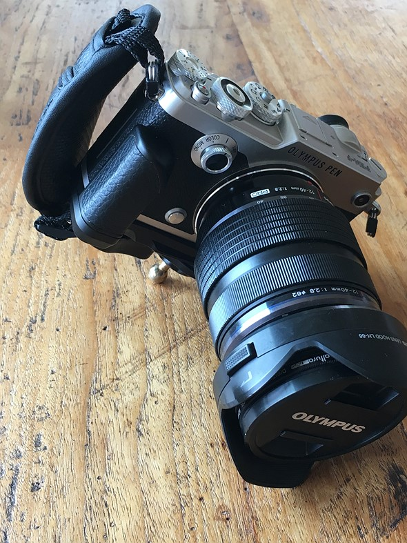 Worth the Weight: Ultralight backpacking photography with the Olympus PEN-F 9