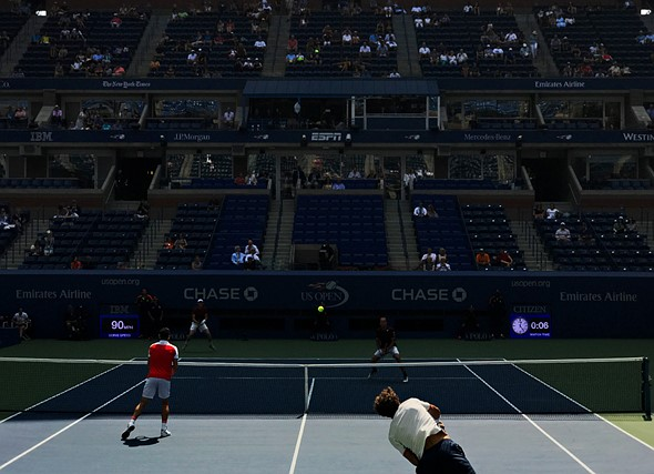 ESPN publishes iPhone 7 Plus photos from US Open 3