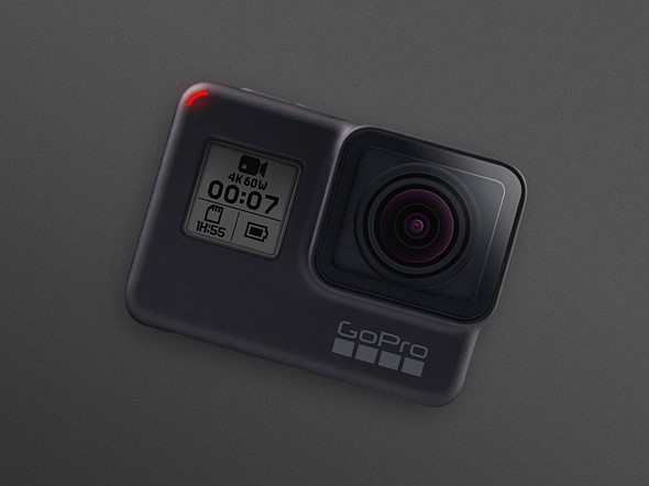 GoPro launches new HERO7 Black, Silver, and White models