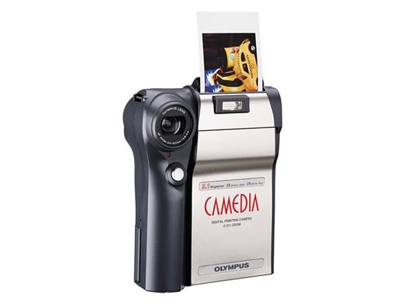 Throwback Thursday: Olympus C-211 Zoom Digital Printing Camera 1