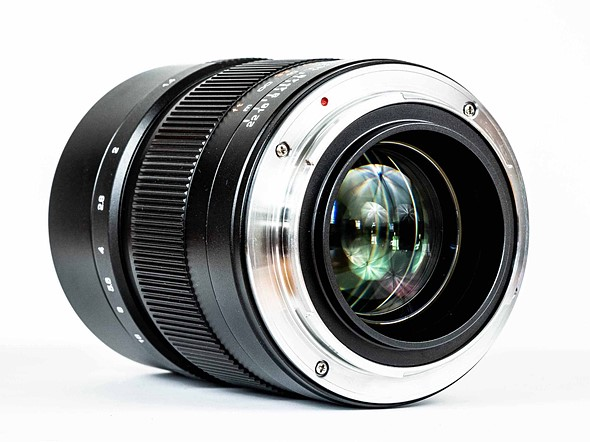 Zhong Yi Optics launches Mitakon Speedmaster 65mm F1 4 lens