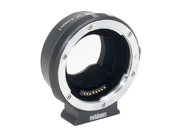 Metabones enables 10 fps shooting with AF for Canon glass on Sony a9 1