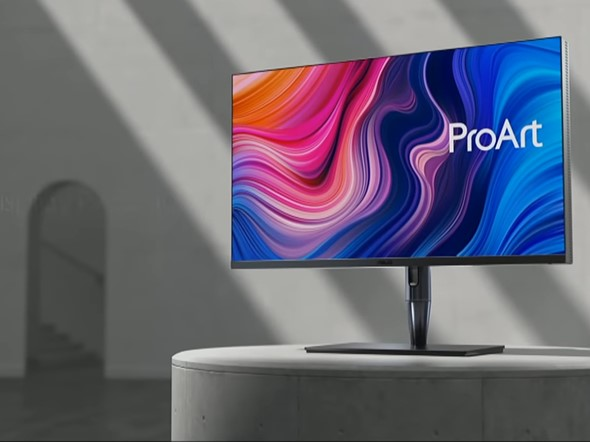Asus takes on Apple's Pro Display XDR with new 1600-nit HDR ProArt Display