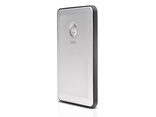 G-Technology introduces its first SSD portable stand-alone drive 1