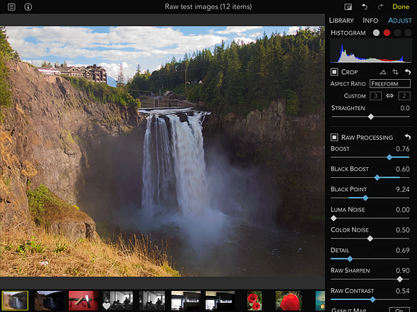 Hands-on: RAW Power for iOS 3
