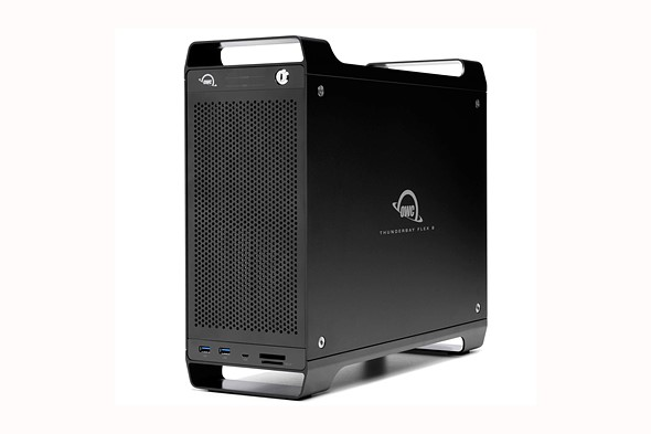 Thunderbay - OWC launches ThunderBay 8, ThunderBay FLEX 8 storage solutions with Thunderbolt 3